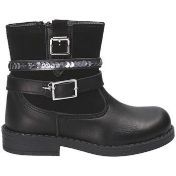 Čevlji  Otroci Polškornji Melania ME1138B7I.A Črna
