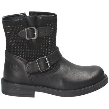 Čevlji  Otroci Polškornji Melania ME1005B7I.B Črna
