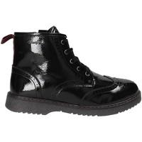 Čevlji  Otroci Polškornji Wrangler WG17239 Črna