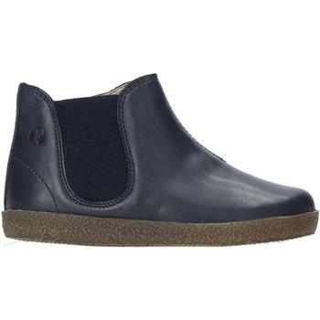 Čevlji  Otroci Polškornji Falcotto 2501532 01 Modra