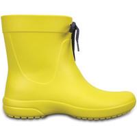 Čevlji  Moški škornji za dež  Crocs 203851 Rumena