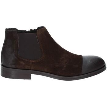 Čevlji  Moški Polškornji Exton 5357 Rjav