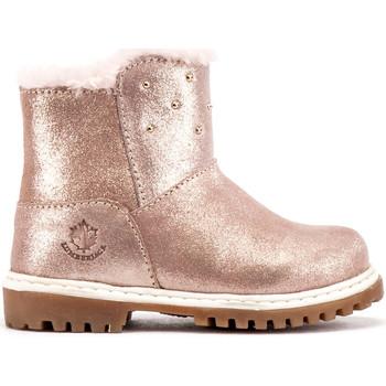 Čevlji  Otroci Škornji za sneg Lumberjack SG05301 006 U85 Roza