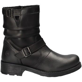 Čevlji  Otroci Polškornji Melania ME6843F8I.A Črna