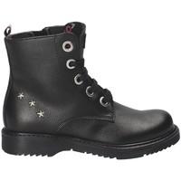 Čevlji  Otroci Polškornji Tommy Hilfiger T4A5-30068-0289 Črna