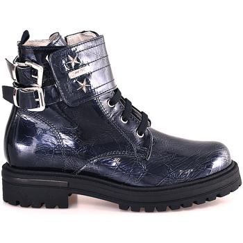 Čevlji  Otroci Polškornji Balducci LEGER906 Modra