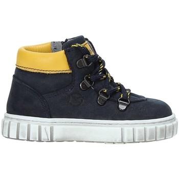 Čevlji  Otroci Polškornji NeroGiardini A923781M Modra