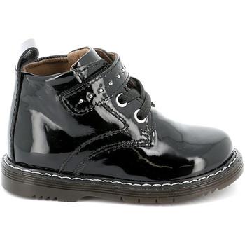 Čevlji  Otroci Polškornji Grunland PP0265 Črna