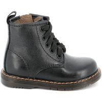 Čevlji  Otroci Polškornji Grunland PP0255 Črna