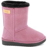 Čevlji  Otroci Škornji za sneg Grunland DO0294 Rdeča