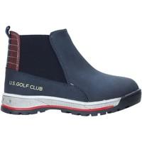 Čevlji  Otroci Polškornji U.s. Golf W19-SUK525 Modra