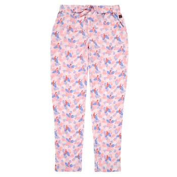 Oblačila Deklice Lahkotne hlače & Harem hlače Carrément Beau Y14187-44L Rožnata