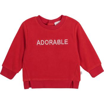 Oblačila Deklice Puloverji Carrément Beau Y95256-992 Rdeča