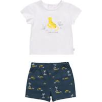 Oblačila Dečki Otroški kompleti Carrément Beau Y98107-N48 Večbarvna