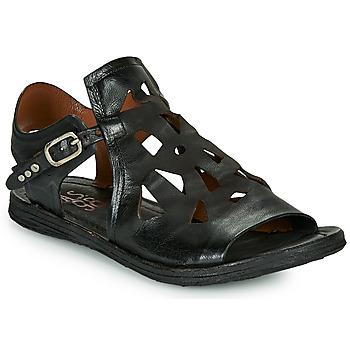 Čevlji  Ženske Sandali & Odprti čevlji Airstep / A.S.98 RAMOS PERF Črna
