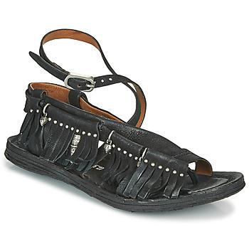 Čevlji  Ženske Sandali & Odprti čevlji Airstep / A.S.98 RAMOS FRANGE Črna