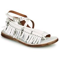 Čevlji  Ženske Sandali & Odprti čevlji Airstep / A.S.98 RAMOS FRANGE Bela