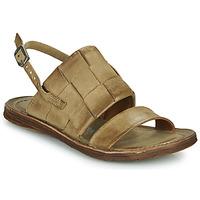 Čevlji  Ženske Sandali & Odprti čevlji Airstep / A.S.98 RAMOS TRESSE Kaki