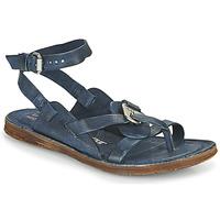 Čevlji  Ženske Sandali & Odprti čevlji Airstep / A.S.98 RAMOS GRE Modra
