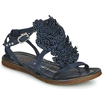 Čevlji  Ženske Sandali & Odprti čevlji Airstep / A.S.98 RAMOS Modra