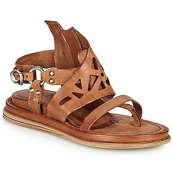 Čevlji  Ženske Sandali & Odprti čevlji Airstep / A.S.98 POLA GRAPH Kamel