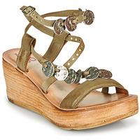 Čevlji  Ženske Sandali & Odprti čevlji Airstep / A.S.98 NOA Kaki