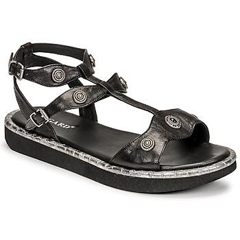 Čevlji  Ženske Sandali & Odprti čevlji Regard ANGLET Črna