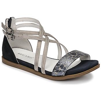 Čevlji  Ženske Sandali & Odprti čevlji Regard BATZ Modra