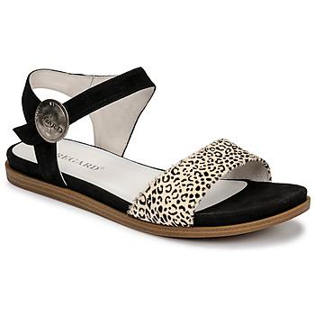Čevlji  Ženske Sandali & Odprti čevlji Regard BERRY Črna