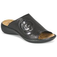 Čevlji  Ženske Natikači Romika Westland IBIZA 117 Črna