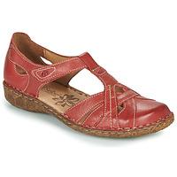 Čevlji  Ženske Sandali & Odprti čevlji Josef Seibel ROSALIE 29 Rdeča