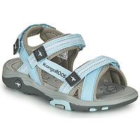 Čevlji  Otroci Sandali & Odprti čevlji Kangaroos K-LENI Modra / Siva