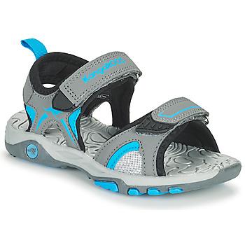 Čevlji  Otroci Sandali & Odprti čevlji Kangaroos K-MONT Siva / Modra