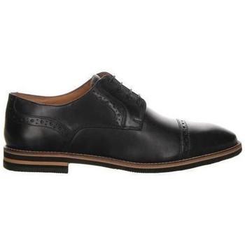 Čevlji  Moški Čevlji Derby Salamander Vasco Flats Black