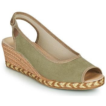 Čevlji  Ženske Espadrile Damart 43775 Kaki