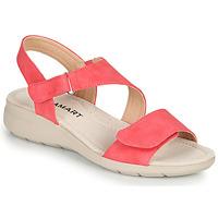 Čevlji  Ženske Sandali & Odprti čevlji Damart 67808 Rdeča