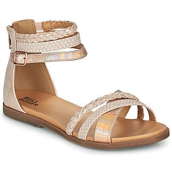Čevlji  Deklice Sandali & Odprti čevlji Bullboxer ALM013F1S-ROGO Rožnata