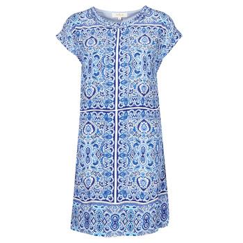 Oblačila Ženske Kratke obleke Derhy STRESS Modra