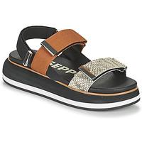 Čevlji  Ženske Sandali & Odprti čevlji Gioseppo ELICOTT Črna