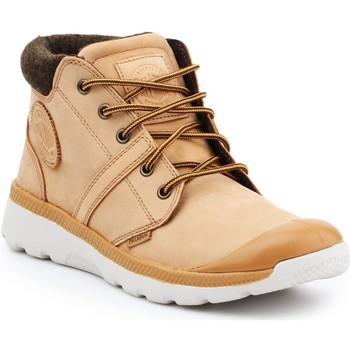 Čevlji  Moški Visoke superge Palladium Manufacture Pallaville HI Cuff L 05160-280-M brown
