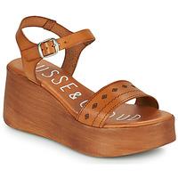 Čevlji  Ženske Sandali & Odprti čevlji Musse & Cloud MILI Cognac