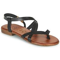Čevlji  Ženske Sandali & Odprti čevlji Musse & Cloud ESTELA Črna
