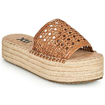 Čevlji  Ženske Natikači Xti FREDI Kamel