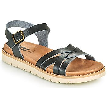 Čevlji  Ženske Sandali & Odprti čevlji Xti OSSA Črna