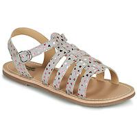 Čevlji  Deklice Sandali & Odprti čevlji Citrouille et Compagnie MAYANA Siva