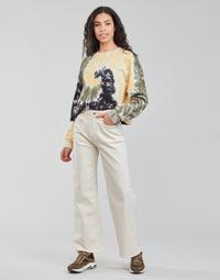 Oblačila Ženske Jeans straight Pepe jeans LEXA SKY HIGH Bela / Wi5