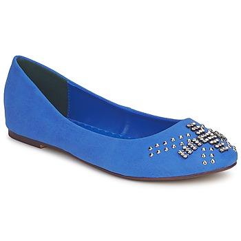 Čevlji  Ženske Balerinke Friis & Company SISSI Niebieski