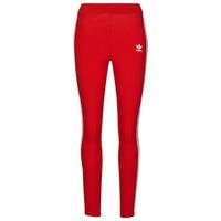 Oblačila Ženske Pajkice adidas Originals 3 STR TIGHT Rdeča