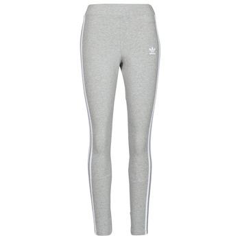Oblačila Ženske Pajkice adidas Originals 3 STRIPES TIGHT Siva