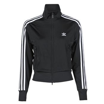 Oblačila Ženske Športne jope in jakne adidas Originals FIREBIRD TT PB Črna